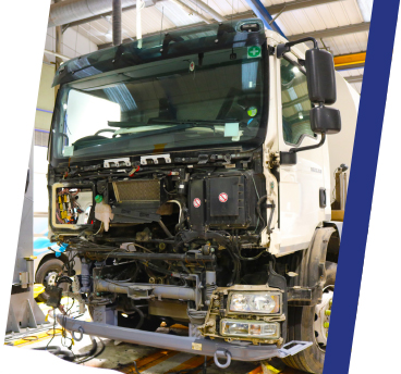 TruckTec mechanical repair.