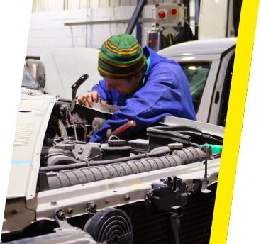 TruckTec mechanical repair