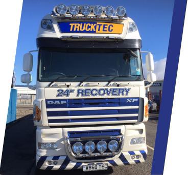 TruckTec Mobile Body Van