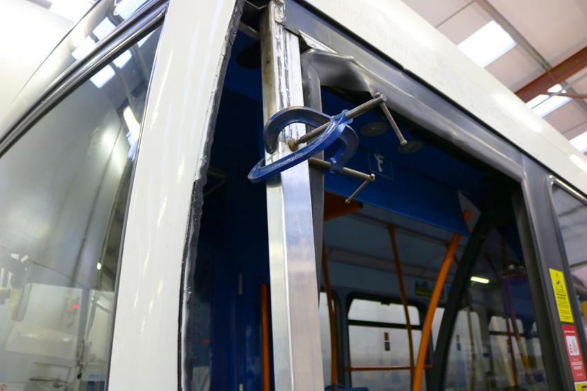 TruckTec Bus Repair