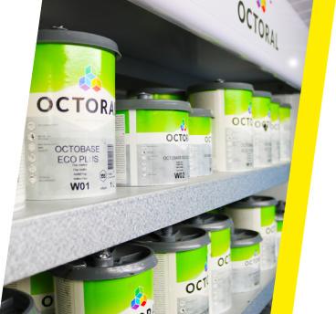 TruckTec paint selection